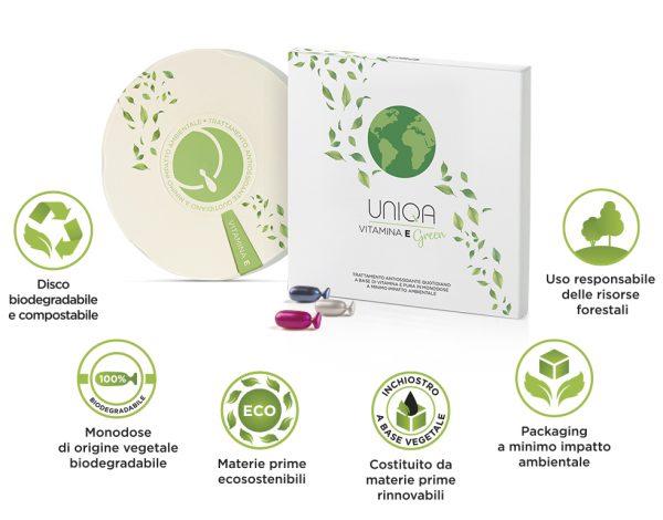 UNIQA Vitamina E Green