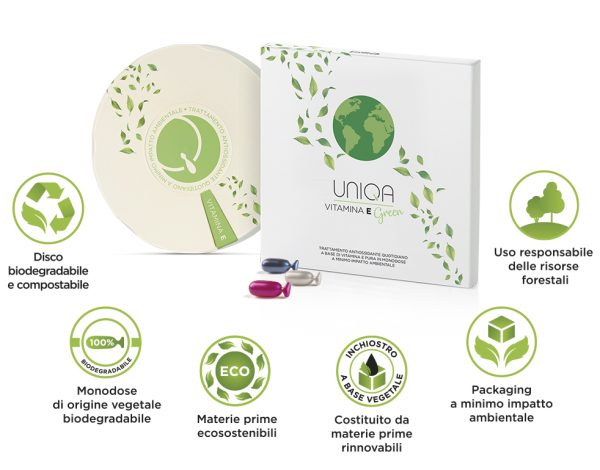UNIQA Vitamina C Green